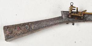Ottoman Empire Jeweled Shishana Rifle