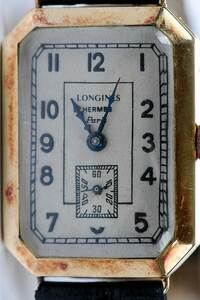 Longines 18kt. Watch
