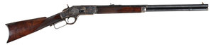 Special Order Winchester Model 1873 Deluxe Rifle