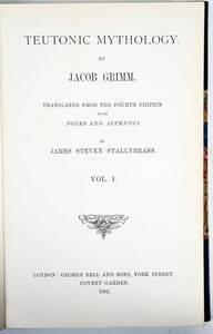 73 Leather Bound Books on Mythology and Folklore
