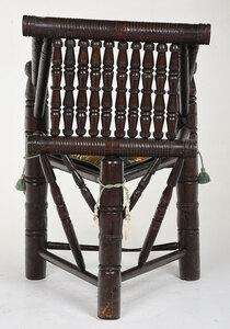Rare Tudor Turned Great Chair