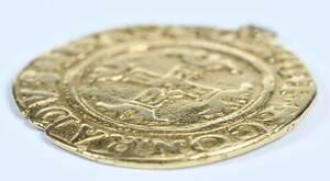 Italian States Two Doppie Gold Coin