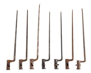 Seven Bayonets