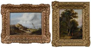 Two European Miniature Paintings