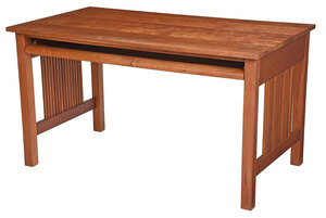 Arts and Crafts Style Stickley Writing Table