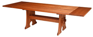 Stickley Arts and Crafts Style Cherry Dining Table