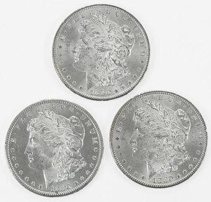 1880-S Morgan Silver Dollar Roll