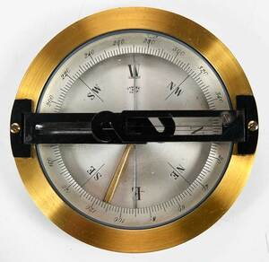 Spanish American War Veteran's Brass Compass