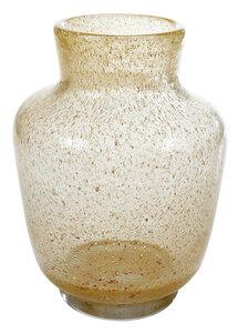 Art Glass Vase Signed Daum