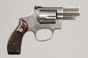 Smith & Wesson Model 66-1 Revolver