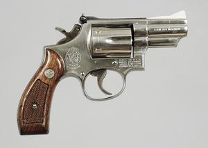 Smith & Wesson Model 19-4 Revolver