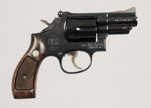 Smith & Wesson Model 19-3 Revolver