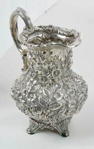 Jacobi & Jenkins Sterling Tea Service and Tray