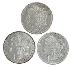 Dozen Better Date Morgan Silver Dollars