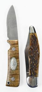 Kinfolks and North Skinner Knives