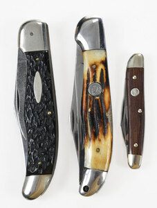 Three Assorted Knives