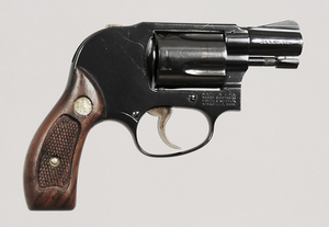 Smith & Wesson Model 49 Revolver