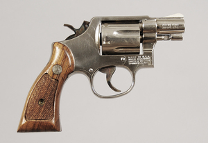 Smith & Wesson Model 12-3 Airweight Double Action Revolver