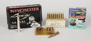 81 Rounds Miscellaneous Ammunition
