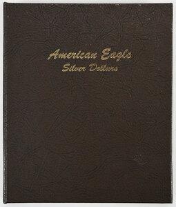 American Silver Eagle Album