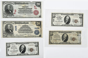 Five Ohio National Notes