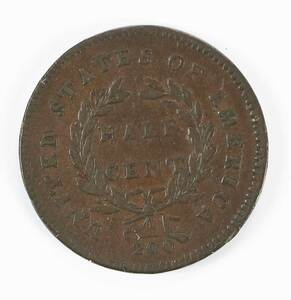 1794 Half Cent