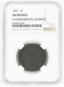 1807 Large Cent