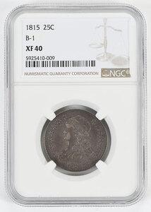 1815 Bust Quarter