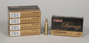 100 Rounds of .223 Remington Ammunition