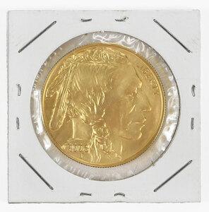 2006 American Gold Buffalo