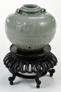 Celadon Jar