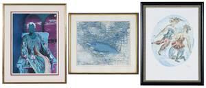 Three Modern Prints