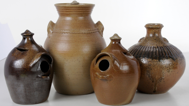 October Online Only Pottery Auction