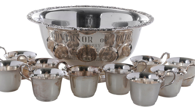 October Online Only Silver Auction